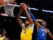 Lakers suman sexto triunfo consecutivo y Doncic sigue brillando (Resumen)
