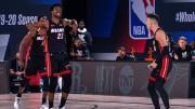 Heat sorprenden a Bucks y toman ventaja; Thunder a Rockets y empatan serie (Resumen)