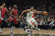 Antetokounmpo es la nueva estrella; los Pelicans comienzan a ganar (Resumen)