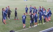 Argentina y Honduras calibran su estado de forma en Benidorm antes del Mundial