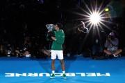 Djokovic resucita y gana por octava vez en Australia