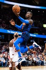 Thunder, seis triunfos consecutivos; Raptors, cinco, y mejor marca de la NBA (Resumen)