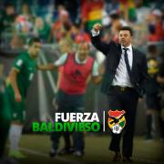 El exjugador y técnico de Bolivia Julio Baldivieso da positivo a la COVID-19