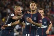 Neymar reactiva al París Saint Germain