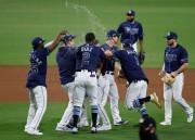 Rays vence a Yankees jugarán Serie Campeonato con Astros
