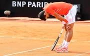 """Djokovic: """"Rafa ha sido demasiado fuerte hoy"""""""