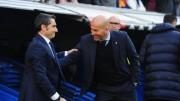 """Zidane defiende a Valverde: """"No se puede dudar de su trabajo"""""""