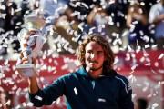 Tsitsipas se proclama vencedor en Estoril