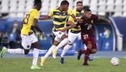Ecuador empata con Venezuela y se complica en la Copa América