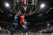 Rockets y Jazz están a un triunfo de enfrentarse en semifinales (Resumen)