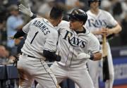 Rays y Astros consolidan lideratos; Mellizos recuperan el camino ganador (Resumen)