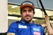 """Fernando Alonso afronta su futuro con """"energías renovadas"""""""