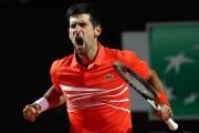 """Djokovic: """"Nadal sigue mostrando al mundo por qué es una leyenda"""""""