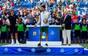 Djokovic asciende al sexto lugar tras hacer historia en Cincinnati