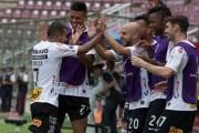Sornoza, vital en clasificación de Corinthians