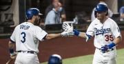 Rays, Bravos y Dodgers a un triunfo de Serie Campeonato; Atléticos se salvan (Resumen)