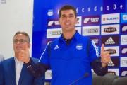 Ismael Rescalvo fue presentado como nuevo DT de Emelec