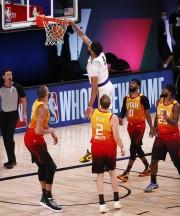 Davis rescata a Lakers; Porter Jr. a Nuggets; Raptors vuelven a ganar (Resumen)