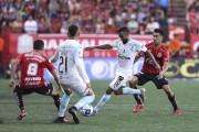 Querétaro de Sierra golea a Cruz Azul