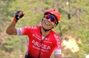Quintana gana la última etapa, Schachmann la carrera