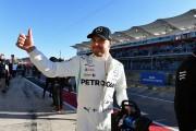 Bottas saldrá desde la 'pole' en Austin; Hamilton, quinto