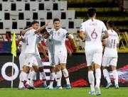 Portugal renace en Belgrado; Francia e Inglaterra encauzan el pase (Resumen)