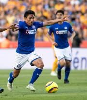 """Volvió el """"Ángel del Gol"""" en Cruz Azul"""