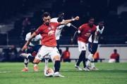 1-1. El United resiste la embestida del Tottenham por la Champions