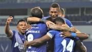 Emelec avanza en la Copa Sudamericana