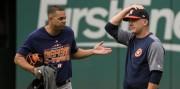 Los Astros promueven al boricua Alex Cintrón a entrenador de bateo
