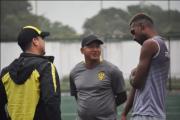 Ex futbolista Luis Miguel Gárces asume el timón de Fuerza Amarilla