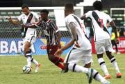 Fluminense perdió el invicto en su visita a Vasco