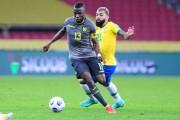 Enner Valencia no jugará ante Perú por suspensión