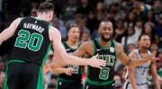 Celtics brillan con décima victoria; Harden y Beal con 44 puntos cada uno (Resumen)