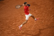 Djokovic accede a cuartos de final y se medirá a Carreño (Resumen)