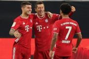 Lewandowski vs Haaland, renace Messi, Di María hace de Mbappe y Neymar (Resumen)