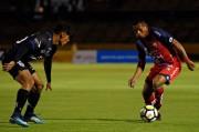 Ángel Gracia jugaría en Aucas la próxima temporada
