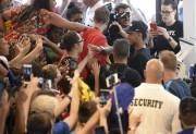 Una delegación del Barcelona negocia en París el traspaso de Neymar
