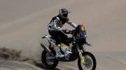 Quintanilla pasa a liderar el Dakar en tercera etapa ganada por De Soultrait