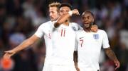 Inglaterra despierta a Kosovo; Cristiano golea a Lituania (Resumen)