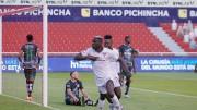 (4-0) A media máquina, LDU de Quito goleó a Orense en el Rodrigo Paz