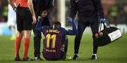 Valverde se lleva a toda la plantilla, incluido a Dembélé, sin alta médica