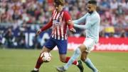 Oblak para, Griezmann marca, el Atlético gana