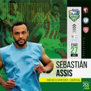 Sebastián Assis, cuarto refuerzo extranjero de Orense