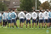 Ángel Correa, Lautaro Martínez y Paulo Dybala serán titulares ante Alemania
