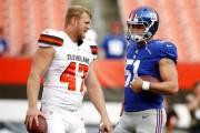 Triunfo de Browns y protesta masiva de sus jugadores durante himno nacional
