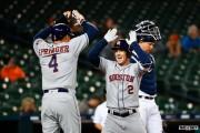Astros, seis triunfos seguidos; Marineros deciden en la décima entrada (Resumen)