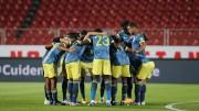 Colombia dio su nómina para medir a Uruguay y Ecuador