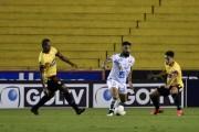 Maxi Barreiro quiere llegar a un torneo internacional con la 'Capira'