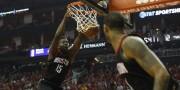 Los Rockets pasan a semifinales; Cavaliers y Raptors mantienen sus opciones (Resumen)